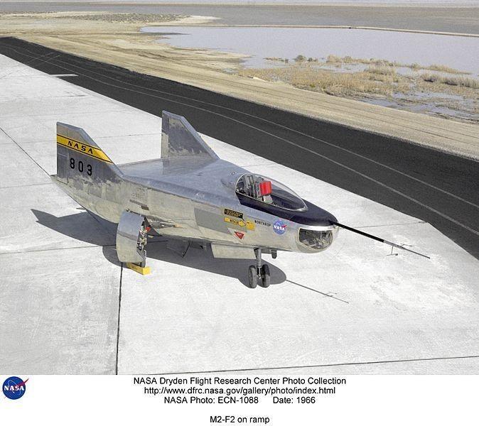 Файл: Northrop М2-F2.jpg